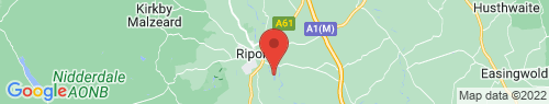 Ripon Racecourse Lake