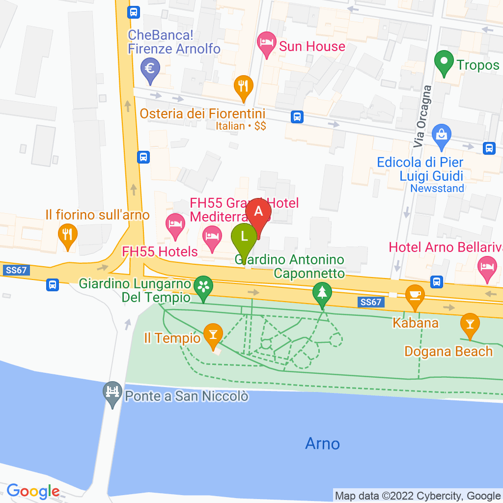 events Google Map
