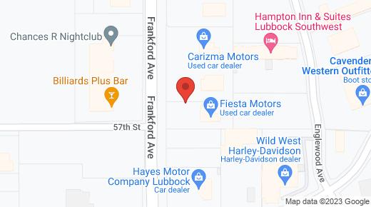 Derrick rodriguez google for Fiesta motors lubbock tx frankford