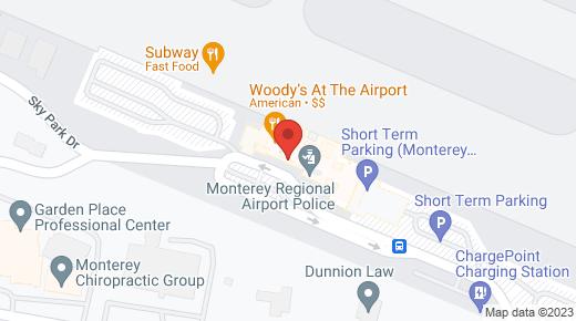 Avis Car Rental Monterey Ca Airport