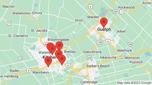 Weber St E Kitchener Google Maps
