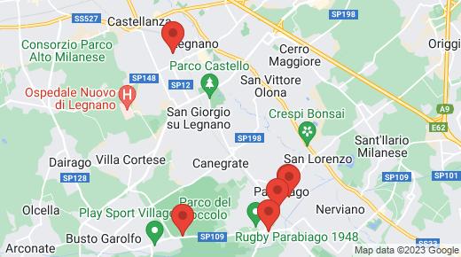 Diego quieti google for Borsani arredamenti busto garolfo