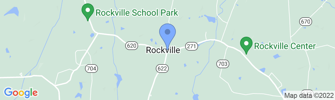 Staticmap?size=542x162&scale=2&center=rockville,+va+23146,+usa&zoom=13&markers=color:blue%7crockville,+va+23146,+usa&markers=color:0x559f23%7c37.694588, 77.614677%7c37.69265, 77.631104&markers=color:0xbdc01d%7c37.761318, 77.660042&markers=color:gray%7c37.671715, 77.682938%7c37.673271, 77.617645%7c37.70892, 77