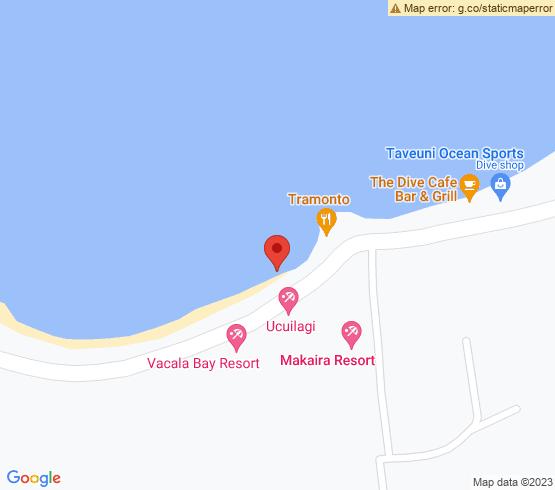 map of Matei fishing charters