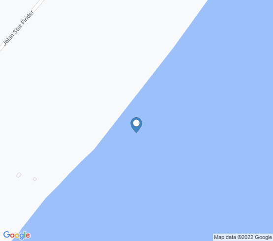 map of Port Klang fishing charters