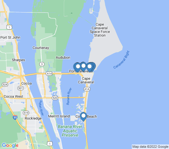 Top 10 cape canaveral fl fishing charters 2018 for Cape canaveral fishing charters