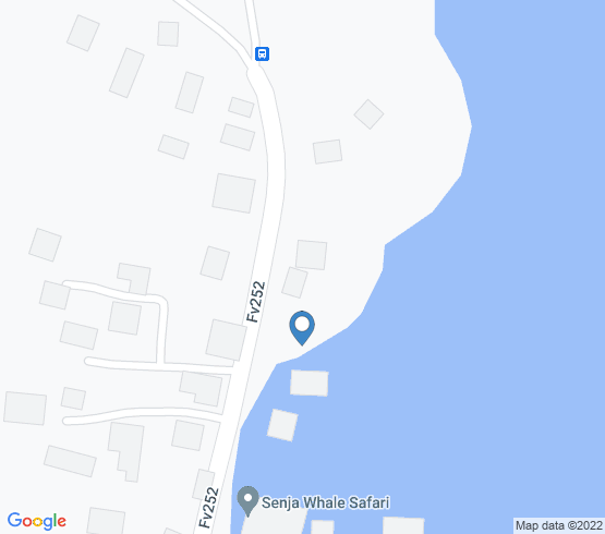map of Norway fishing charters