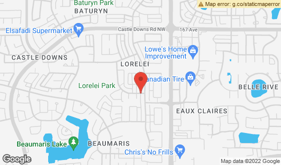 Dunluce Physical Therapy located at 121121 161 Avenue NW, Edmonton, AB, T5X 5M8