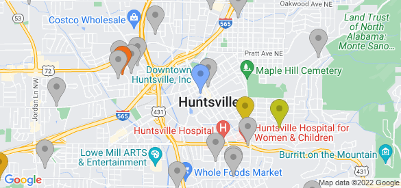 Staticmap?size=585x275&scale=1&center=huntsville+city,+al&zoom=13&markers=color:blue%7chuntsville+city,+al&markers=color:0x86b31f%7c34.655064, 86.574615%7c34.644081, 86.548676&markers=color:0xa3be1e%7c34.696629, 86.554474&markers=color:0xbdc01d%7c34.72319, 86.566444%7c34.673813, 86.570412&markers=color:0xd2b81a%7c34.661415, 86.536743%7c34.723778, 86.575005&markers=color:0xdca219%7c34.712204, 86.636627&markers=color:0xe78817%7c34.689781, 86.616432%7c34.755951, 86.606461%7c34.700832, 86.622704&markers=color:0xf26b16%7c34.734173, 86.605675&markers=color:gray%7c34.716263, 86.582451%7c34.714821, 86.62513%7c34.742519, 86.597549%7c34.701225, 86.601654%7c34.747585, 86.583649%7c34.734493, 86.603424%7c34.689812, 86.57312%7c34.719551, 86.574242%7c34.66877, 86.538147%7c34.710327, 86.591934%7c34.697765, 86.584793%7c34.706432, 86.558159%7c34.640247, 86.620857%7c34.727757, 86.622269%7c34.697681, 86.591911%7c34.742657, 86.648178%7c34.713669, 86.577896%7c34.663334, 86.535736%7c34.6572, 86.572701%7c34.685696, 86.554489%7c34.646694, 86.565903%7c34.6758, 86.567932%7c34.727604, 86.639954%7c34.680115, 86.578308%7c34.6758, 86.567932%7c34.737759, 86.556595%7c34.71312, 86.577911%7c34.644909, 86.546333%7c34.745972, 86.576653%7c34.643295, 86.56501%7c34.654091, 86.566246%7c34.654091, 86.566246%7c34.73597, 86.602013%7c34.731674, 86.584366%7c34.748695, 86.629059%7c34.750847, 86.635468%7c34.735313, 86.606445%7c34.733387, 86