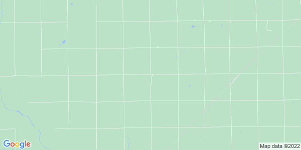 Map of Creek, KS