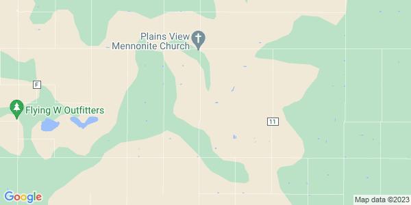 Map of Mertilla, KS