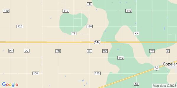 Map of Lockport, KS