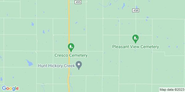 Map of Paw Paw, KS