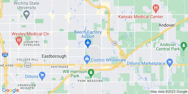 Map of Minneha, KS