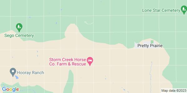 Map of Roscoe, KS
