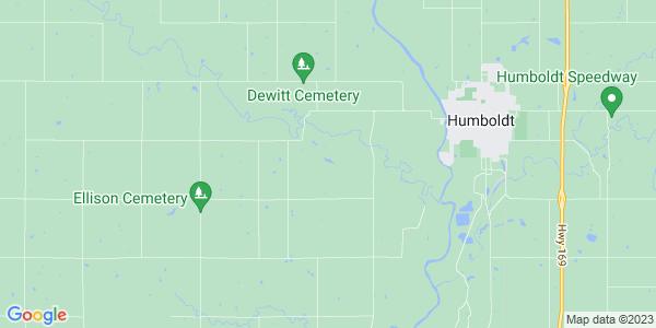 Map of Logan, KS