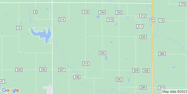 Map of Lamont, KS