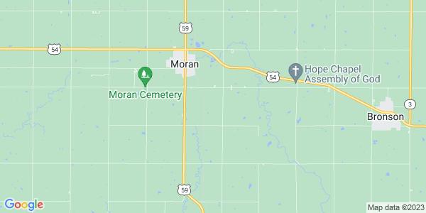 Map of Marmaton, KS
