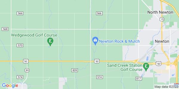 Map of Macon, KS