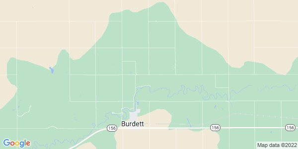Map of Browns Grove, KS