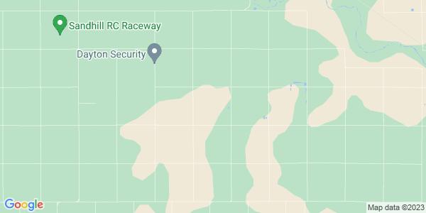 Map of Comanche, KS