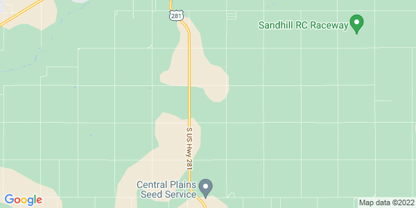 Map of South Bend, KS