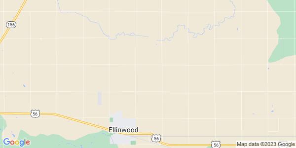Map of Lakin, KS