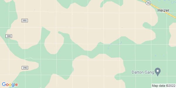 Map of Clarence, KS