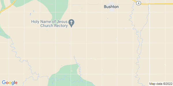 Map of Farmer, KS
