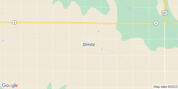 Map of Olmitz, KS