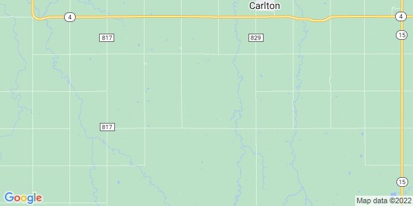 Map of Holland, KS