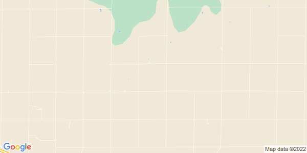 Map of Ellis Township, KS