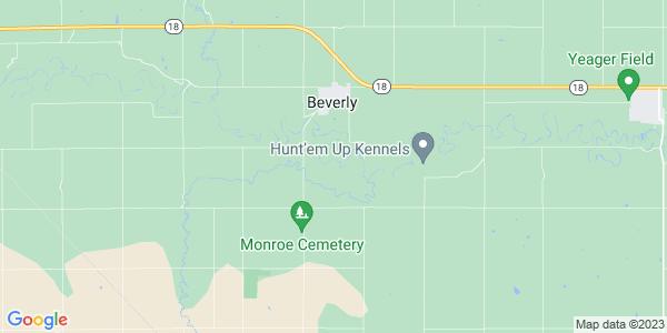Map of Colorado, KS