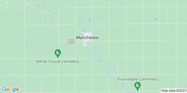Map of Flora, KS