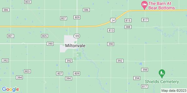 Map of Starr, KS