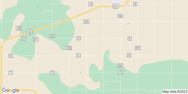 Map of Smith, KS