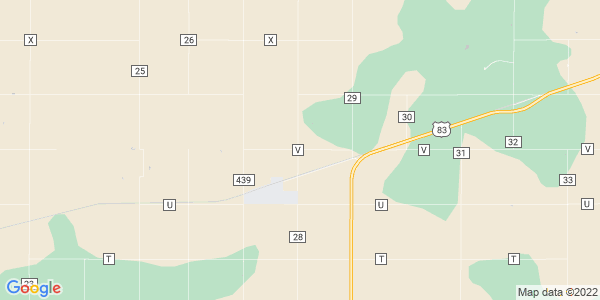 Map of Lacey, KS