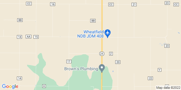 Map of Rovohl, KS