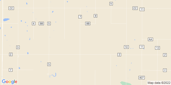 Map of Barrett, KS