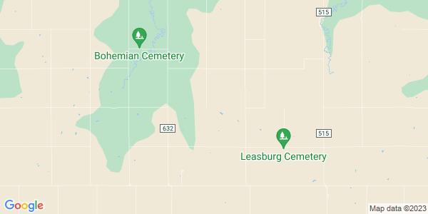 Map of Dor, KS