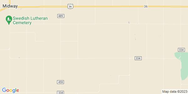 Map of Sappa, KS