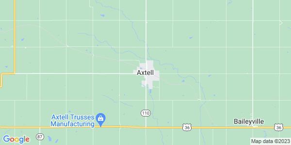 Map of Axtell, KS