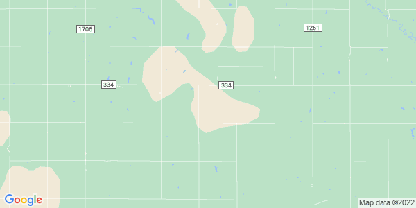 Map of Cora, KS