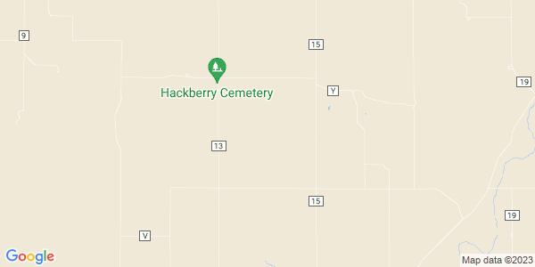 Map of Cleveland Run, KS