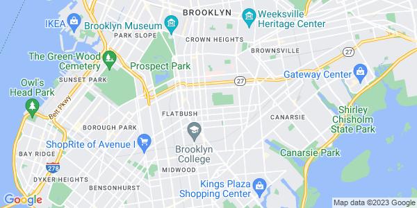 Map of Spring Brook, NY