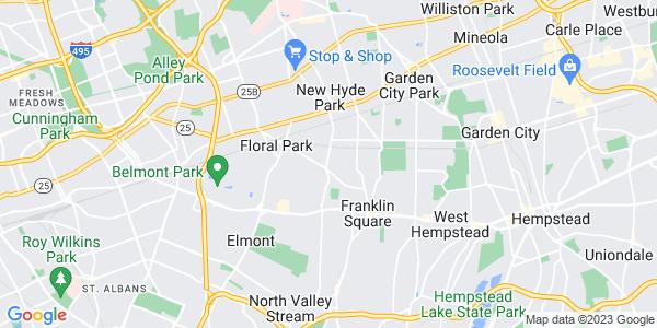 Map of Stewart Manor, NY