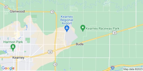 Map of Center, NE