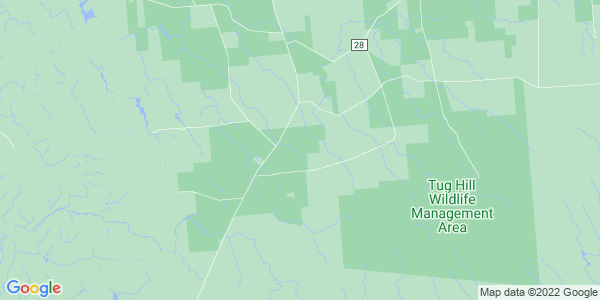 Map of Montague, NY
