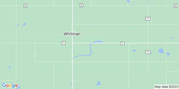 Map of Sarnia, ND