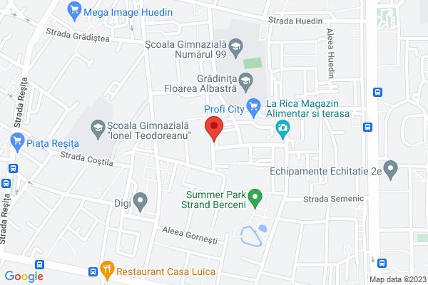 Apartament 4 camere  Berceni - Lamotesti - Huedin - Uioara Map